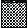 Craft Stencils - Lattice Fusion 6x6 - Mudra