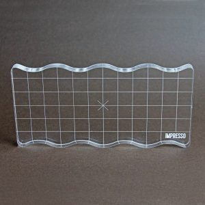 Stamping Acrylic Block 6x3 for lenghty stamps