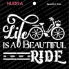 Craft Stencils - Beautiful Ride 6x6 - Mudra