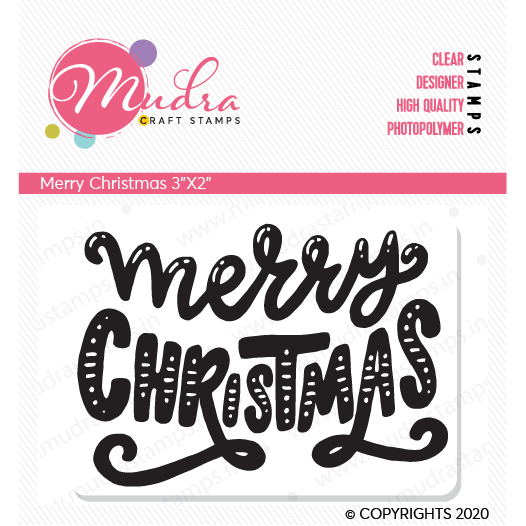 Merry christmas clear stamps for sale