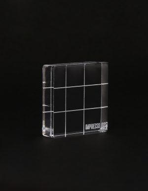 "Impresso Acrylic block 1.5"""
